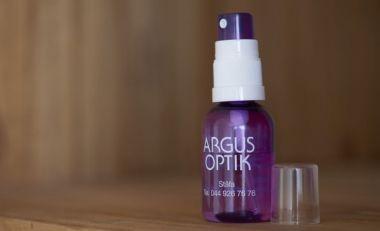 Kennen Sie schon unseren Brillenreinigungsspray?